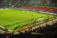 Hannover 96 gegen Dynamo Dresden