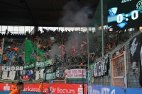 Pyroshow Hannover 96 in Bochum 26. August 2016