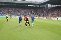 Spielszenen Hannover 96 in Bochum 2016