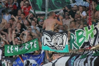 Support Fans Ultras Hannover 96 in Bochum 26. August 2016