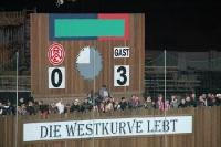 DFB-Pokal: RWE gegen Hertha BSC Endstand