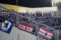 Fans von Hertha BSC in Cottbus