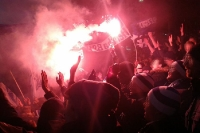 Hertha BSC bei Eintracht Braunschweig, 08.12.2013