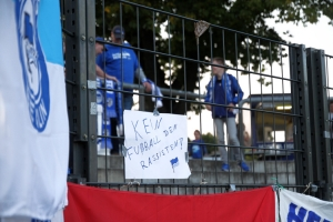 Hertha BSC II vs. FC Carl Zeiss Jena