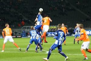 Hertha BSC vs. SV Darmstadt 98