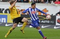 Hertha BSC zu Gast bei Dynamo Dresden
