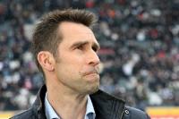 Stürmische Zeiten: skeptischer Hertha-Manager Michael Preetz