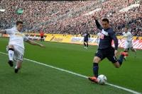 Hertha BSC erkämpft in Gladbach einen Punkt, 0:0