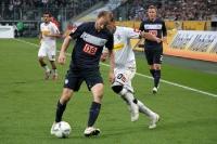 Solide Arbeit: Hertha BSC holt in Gladbach einen Punkt