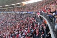 Hertha BSC - 1. FC Köln, 1. Oktober 2011, Berliner Olympiastadion, 3:0
