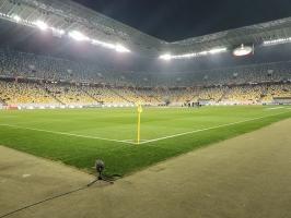 Sorja Luhansk vs. Hertha BSC