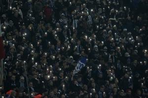 Trauerminute bei Hertha BSC