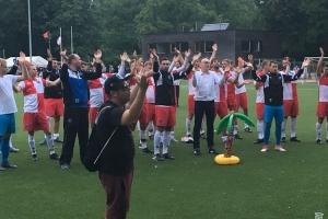 HFC Falke vs. Dulwich Hamlet FC