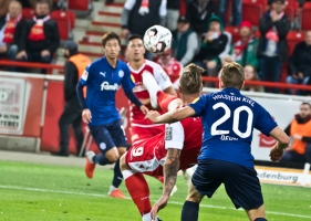 1. FC Union Berlin vs. Holstein Kiel