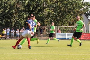 SV Falkensee-Finkenkrug vs. Holstein Kiel