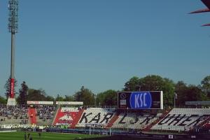 Karlsruher SC vs. SV Waldhof Mannheim