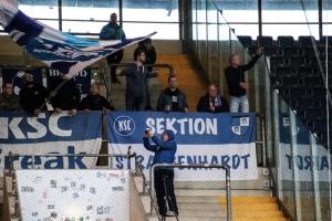 KSC zu Gast bei Hansa Rostock