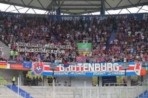 KFC Uerdingen gegen Unterhaching 2018