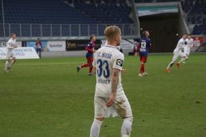 KFC Uerdingen Hansa Rostock Spielszenen