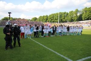 Niederrheinpokalsieger 2019 KFC Uerdingen