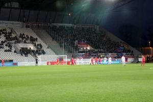 Spielszenen KFC Uerdingen Pokalhalbfinale in Essen 2019