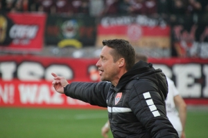 Trainer KFC Uerdingen Frank Heinemann