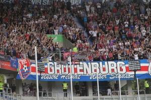 Uerdingen Fans Grotenburg Banner