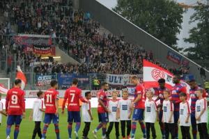 Uerdingen in Essen Pokal Spielfotos