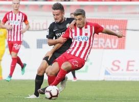 Kickers Offenbach vs. SV Elversberg