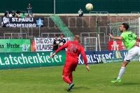 FC 08 Homburg vs. Hessen Kassel