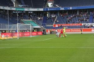 MSV Duisburg gegen Heidenheim Spiel 12-05-2019