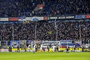 MSV Duisburg gegen Magdeburg 01.03.2019