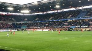 MSV Duisburg vs. 1. FC Köln