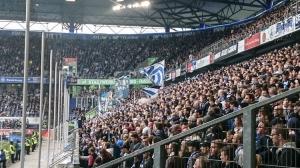MSV Duisburg vs. FC St. Pauli