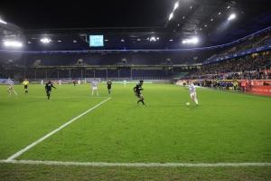 Spielfotos: MSV Duisburg vs. KFC Uerdingen 3. Liga 04-11-2019