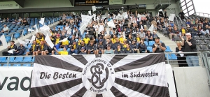 FSV Frankfurt vs. SV Elversberg (U17)