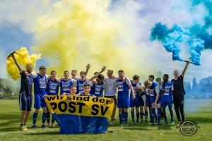 Post SV Nürnberg vs. SG Herrieden/Aurach/Weinberg
