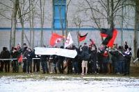 Turnier mit Roter Stern Leipzig, BSG Chemie und Partizan Minsk
