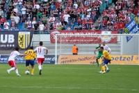 1. FC Lok Leipzig gegen RB Leipzig