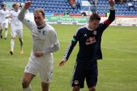 Harter Kampf: RB Leipzig zu Gast beim 1. FC Magdeburg, 2011/12