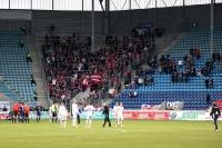 RB Leipzig gewinnt mit 3:0 beim 1. FC Magdeburg, 11. März 2012