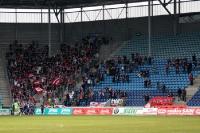 Rund 500 RB-Fans auf Tour: Zu Gast beim 1. FC Magdeburg