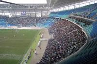 RB Leipzig - Chemnitzer FC in der Red Bull Arena