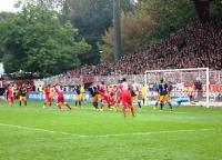 RasenBallsport Leipzig bei Union Berlin