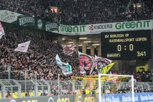 RasenBallsport Leipzig in Dortmund