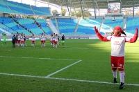 RasenBallsport Leipzig vs. SSV Jahn Regensburg, 2:0