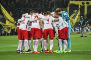 RB Leipzig bei Borussia Dortmund