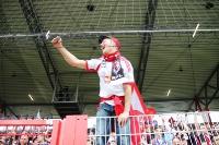 RB Leipzig bejubelt Ausgleich bei Union Berlin