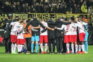 RB Leipzig verliert bei Borussia Dortmund