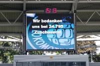 Red-Bull-Arena (Leipziger Zentralstadion) beim Derby